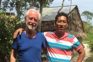 Declan & Ernesto Garcia Torres in Peru